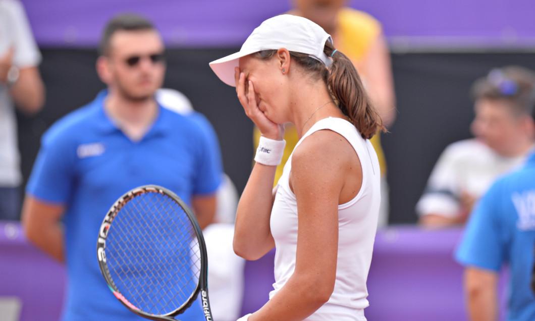 Românca Patricia Țig s-a calificat în turul 2 la US Open 2020