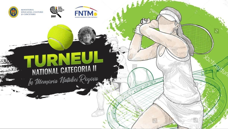 """Începe Turneul Național Categoria II, """"În Memoria Nataliei Rogova"""""""
